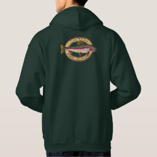 Trout Catch & Release Fishing Hoodie