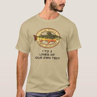 Trout Fisherman T-Shirt