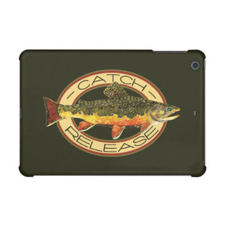 Trout Fisherman's iPad Mini Retina Case