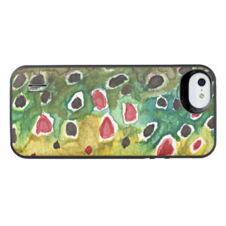 Trout Fisherman's Uncommon Power Gallery™ iPhone 5 Battery Case