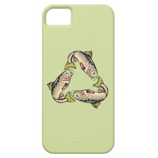Trout Fishing Catch & Release iPhone SE/5/5s Case