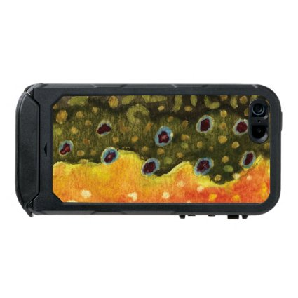 Trout Fishing Incipio ATLAS ID™ iPhone 5 Case
