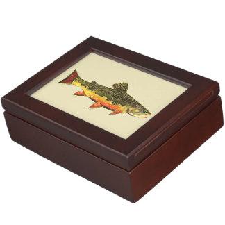 Fishing gift boxes keepsake boxes zazzle for Fishing gift box