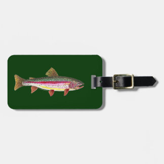 Trout Fishing Tags For Luggage