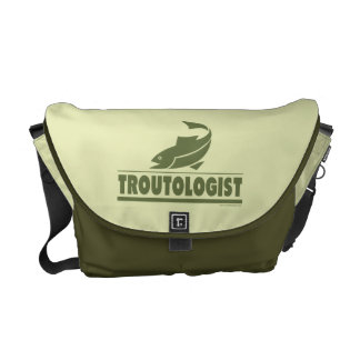 Trout Fishing Courier Bags