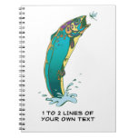 Trout Fishing Note Books