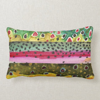 Trout Fishing Pillows