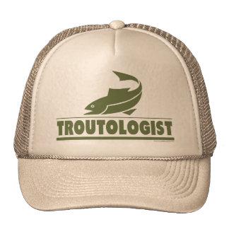 Trout Fishing Trucker Hat