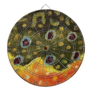Trout Fly Fishing Dartboards