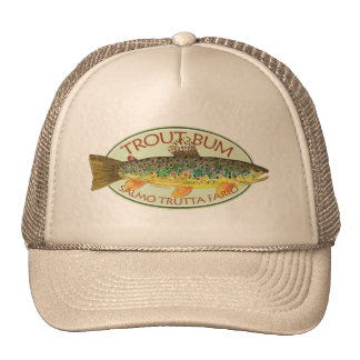Trout Fly Fishing Hat