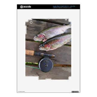 Trout Fly Fishing iPad 3 Skins