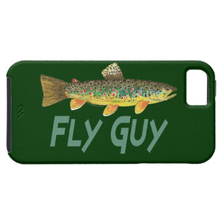 Trout Fly Fishing iPhone SE/5/5s Case