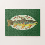 Trout Fly Fishing Jigsaw Puzzles