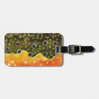 Trout Fly Fishing Tag For Bags