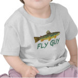 Trout Fly Fishing Shirts
