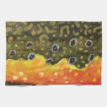 Trout Fly Fishing Towels