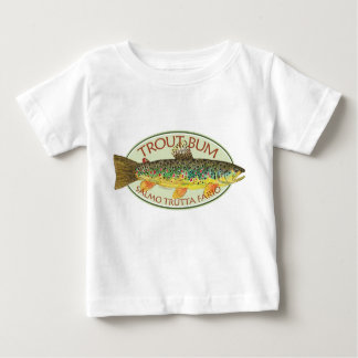 Trout Fly Fishing T Shirts