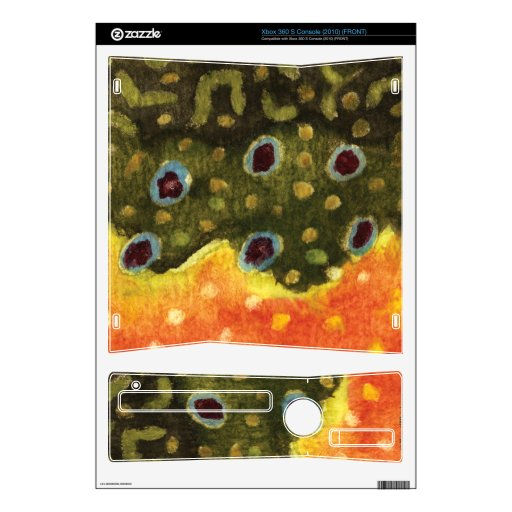 Trout Fly Fishing Xbox 360 S Decals