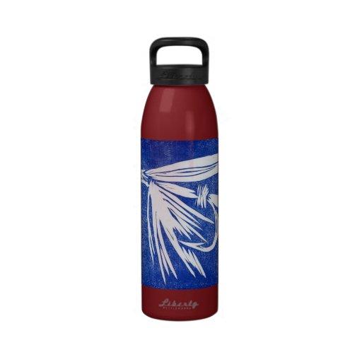 Trout Fly Liberty Bottle Drinking Bottle