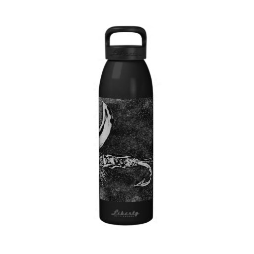 Trout Fly Liberty Bottle Reusable Water Bottle
