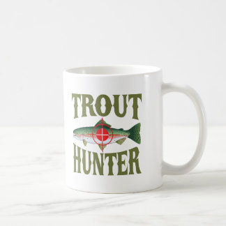 Trout Hunter Coffee Mug