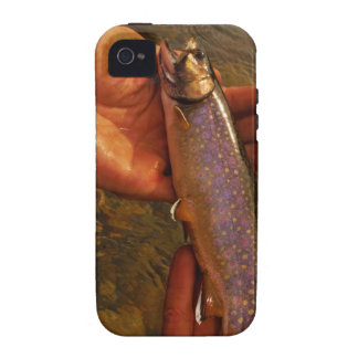 Trout in Hands iPhone 4/4S Cases