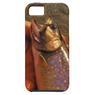 Trout in Hands iPhone 5 Cover