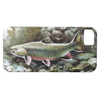 Trout iphone Case