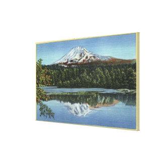 Trout Lake Washington Canvas Print