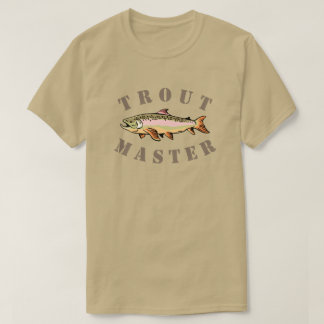 Trout Master Too T-Shirt