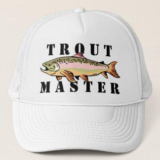 Trout Master Trucker Hat