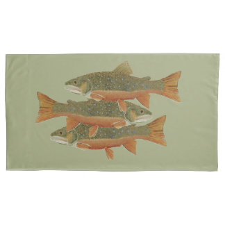 Trout Pillow Pillowcase