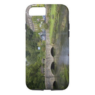 Trout stream in the village of Bibury, iPhone 7 Case