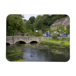 Trout stream in the village of Bibury, Flexible Magnets