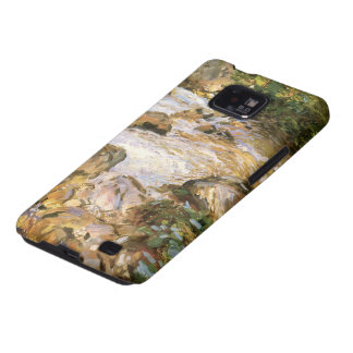 Trout Stream in Tyrol by Sargent, Victorian Art Samsung Galaxy S Covers
