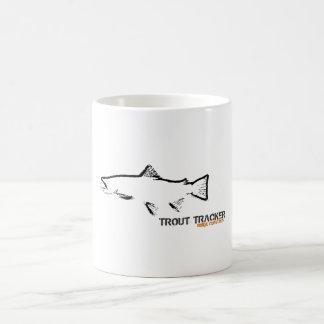 Trout Track Coffee Mug