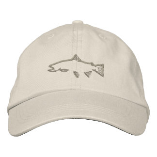 Trout Tracker Hat - Stone