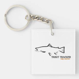 Trout Tracker Keychain