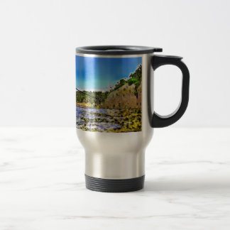 Trout, trout everywhere... travel mug