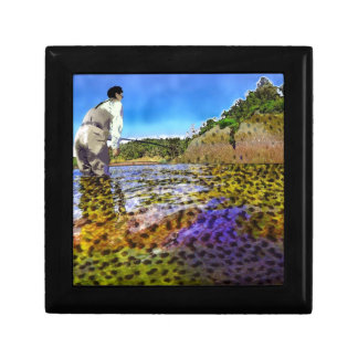 Trout, trout, everywhere trout... gift box