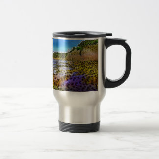 Trout, trout, everywhere trout... travel mug