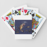 Trout Waters Bicycle Playing Cards