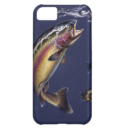 Trout Waters Cover For iPhone 5C