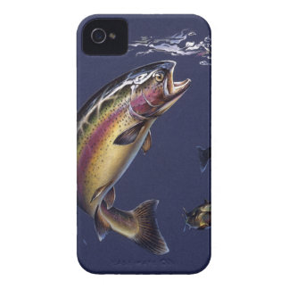 Trout Waters iPhone 4 Case
