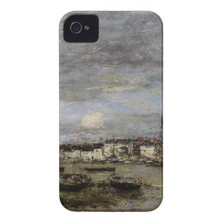 Trouville, el puerto de Eugene Boudin iPhone 4 Protector
