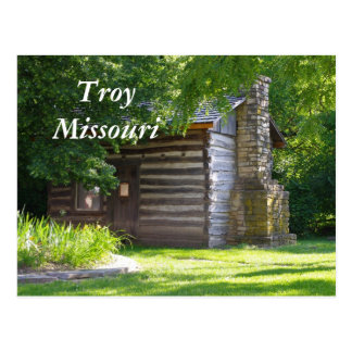 Troy 076, Troy Missouri Tarjetas Postales