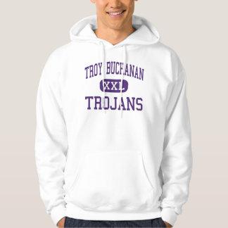 Troy Buchanan - Trojan - alto - Troy Missouri Sudadera