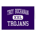 Troy Buchanan - Trojan - alto - Troy Missouri Tarjeton