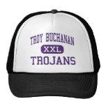 Troy Buchanan - Trojans - High - Troy Missouri Trucker Hat