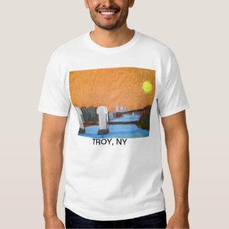 Troy, camiseta de NY Camisas